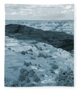 Badlands Shadow Grandeur Fleece Blanket