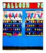 Balloon Pop Fleece Blanket