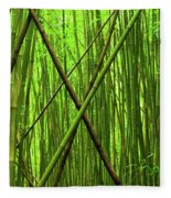 Bamboo X Fleece Blanket