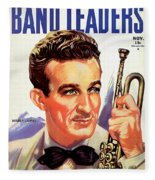 Band Leaders Harry James, 1931 Poster Fleece Blanket