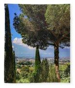Barberini View Fleece Blanket