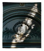Basilica Of Santa Sabina Fleece Blanket