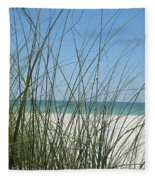 Beach View Fleece Blanket