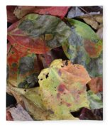 Beauti Fall Fleece Blanket