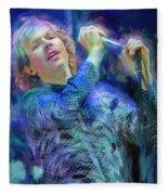 Beck Singer Songwriter Fleece Blanket