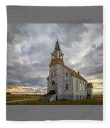 Bethel Lutheran Church II Fleece Blanket