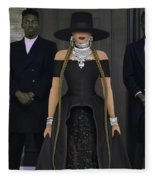 Beyonce - Formation 3 Fleece Blanket