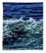 Big Surf Pano Fleece Blanket