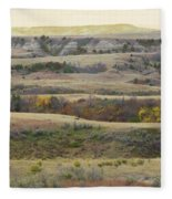 Black Butte September Reverie Fleece Blanket