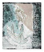 Black Ivory Issue 1b29a Fleece Blanket