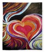 Black Love Is . . . Fleece Blanket