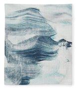 Blue #1 Fleece Blanket
