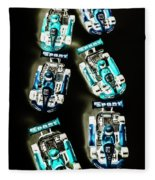 Blue Racers Fleece Blanket