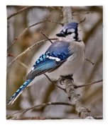 Bluiejay Fleece Blanket