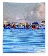 Boat Party Toronto  Fleece Blanket
