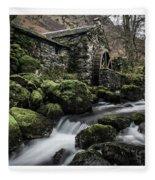 Borrowdale Mill  Fleece Blanket