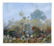Boschetto Colorato Fleece Blanket