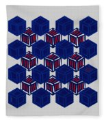 Boxed Patriot Fleece Blanket