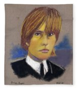 Brian Jones Fleece Blanket