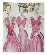 Bridesmaids Fleece Blanket