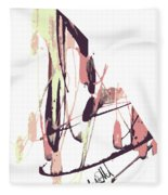Brown Sugar Fleece Blanket