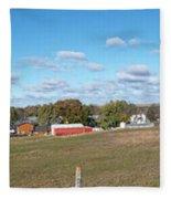 Bruce Fleece Blanket