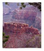 By The Ridge Fleece Blanket