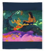 By The Sea - Digital Remastered Edition Fleece Blanket