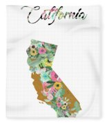 California Fleece Blanket