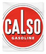 Calso Sign Fleece Blanket