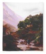 Carrara Fleece Blanket