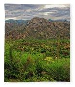 Catalina Foothills H1130 Fleece Blanket