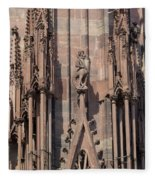 Cathedral Chimera Fleece Blanket