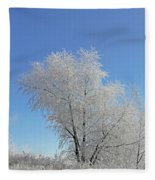 Cherohala Magic Fleece Blanket