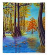 Chicot Fleece Blanket