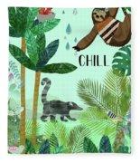 Chill Fleece Blanket