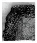 Clara Fleece Blanket