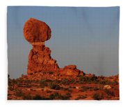 Classic Arches Fleece Blanket