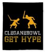 Cleganebowl  Fleece Blanket