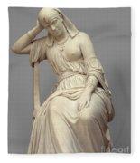 Cleopatra,  Marble Fleece Blanket