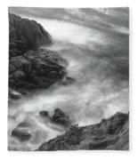 Cliffs Down Under Fleece Blanket