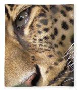 Close-up Fleece Blanket