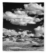 Colorado Valley II Fleece Blanket