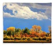 Colour Time Fleece Blanket