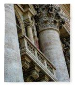 Columns Fleece Blanket