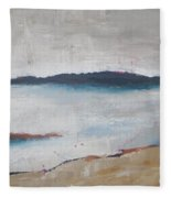 Cool Lake Fleece Blanket