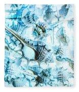 Creative Seas Fleece Blanket