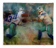 Dallas Cowboys. Fleece Blanket