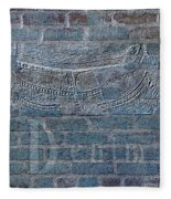 Denim- Sexy Blue Jeans Fleece Blanket