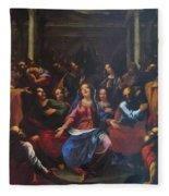 Descente Du Saint Esprit 1635 Fleece Blanket